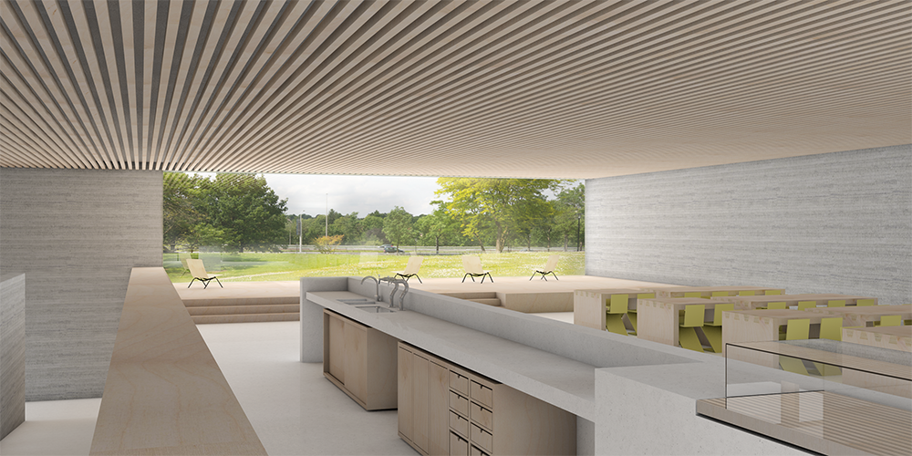 apg pavilion for addo frints architect