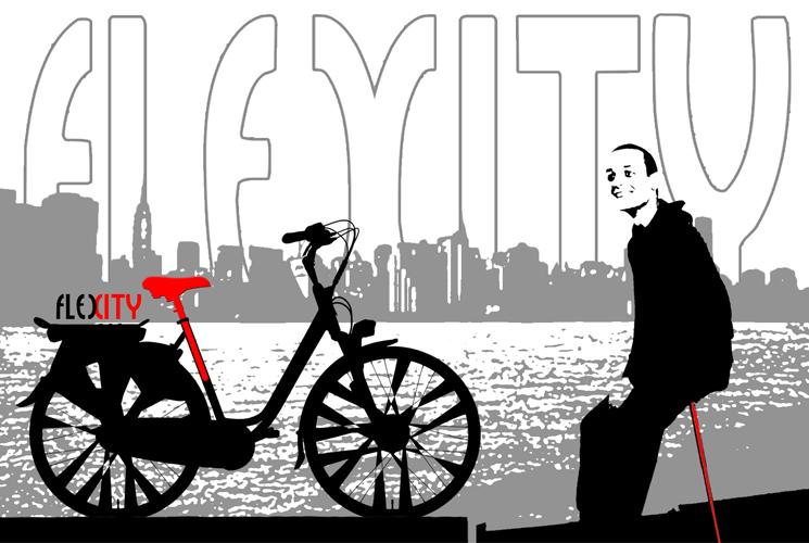 flexity bycicle saddleseat